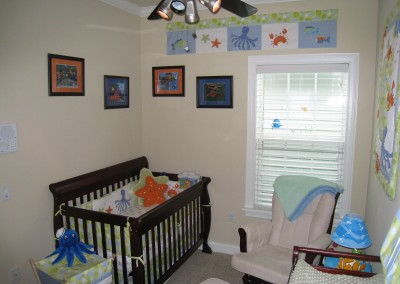Nursery with Intercom